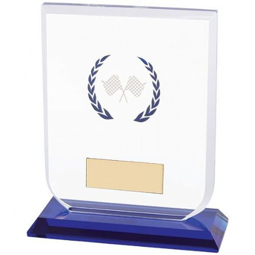 Gladiator Motorsport Glass Award 120mm